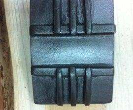 Starlord Belt Buckle - Making Custom Belt Buckles