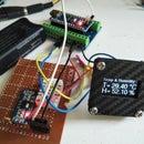 DHT22 & 0.96 OLED Display