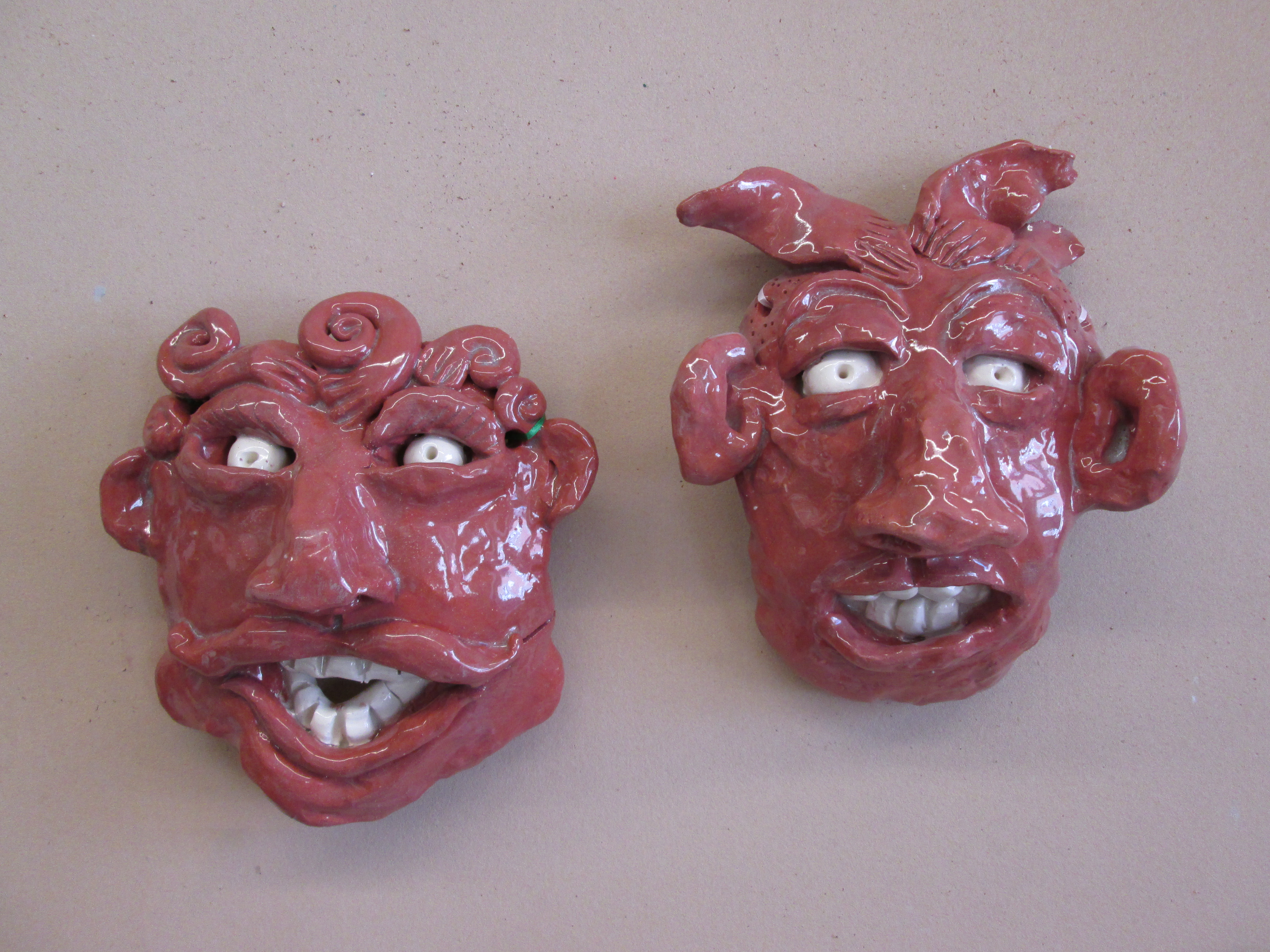 Picture of Two Tone Clay Mask