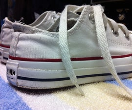 How to Clean Your Chuck Taylors