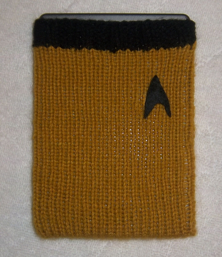 Picture of Star Trek Kindle Cover