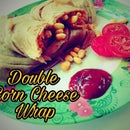 Double Cheese Corn Wrap