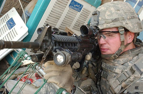 Basic Airsoft Rifle Man School