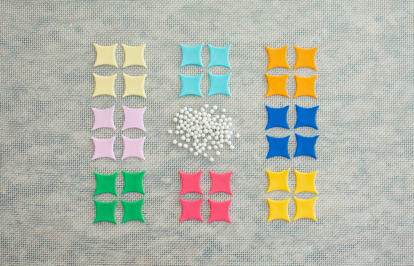 Fondant Pattern