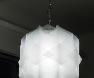 Modern Geometric Lamp