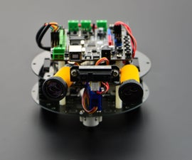 How to make an object following robot - the stalkerbot