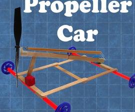 Propeller-Powered Car
