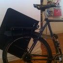 Portfolio Rear Rack Bike Hack