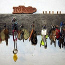 Redneck Key Rack with Options