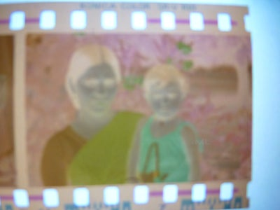 Photograph Your Negative on LCD Screen