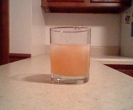 The Classy Mocktail