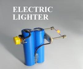 DIY - Homemade Electric Lighter