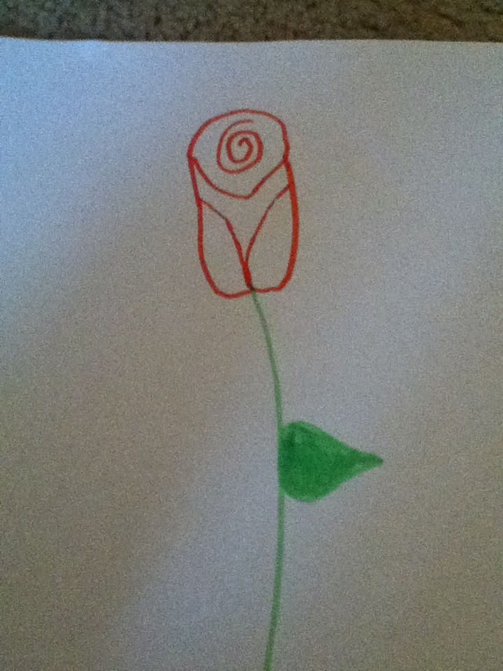 Picture of Fill in the Rose