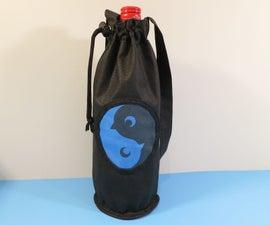 BYOB Upcycled Bag from a Reusable Shopping Bag