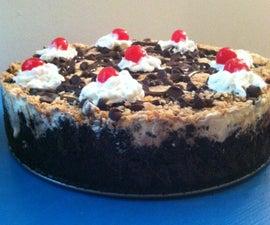 Ice Cream Cake (like WOAH)