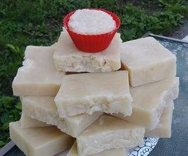 Really Easy Crock Pot Super Soap