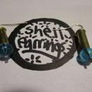 Bullet Shell/Casing Earrings