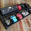 Guitar Effect Pedal Board