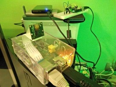 Treelegram Bot: Just a Python Script Running on Raspberry Pi