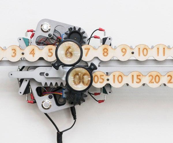 Linear Clock (MVMT 113)