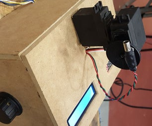 Arduino Laser Turret