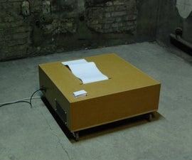 mobile printerserver
