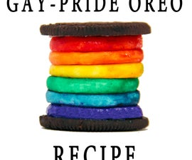 Gay-Pride Oreo Recipe