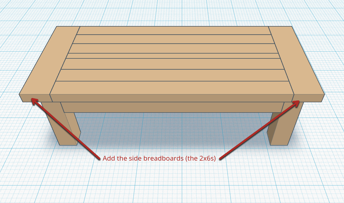 Picture of Attach the 2x6 Breadboards