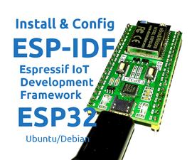 ESP-IDF for Modules ESP32 Complete Installation