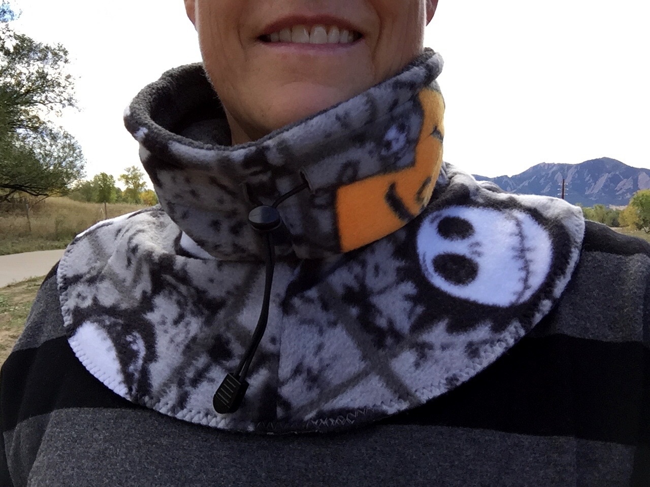 Picture of How to Sew a Cozy Neck Warmer for Winter