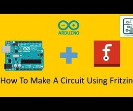 How to Make a Circuit Using Fritzing