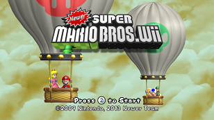 How To Install Newer Super Mario Bros Wii 6 Steps Instructables