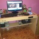 Computer Desk Modding