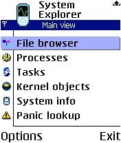 Use the FExplorer to Install Other Applications