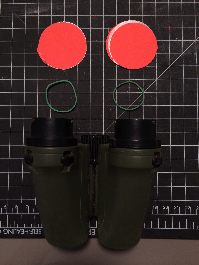 Picture of Solar Filter Binoculars