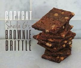 Copycat Sheila G's Brownie Brittle