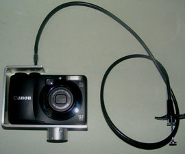 Digital Camera Cable Release