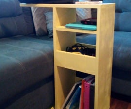 How to Make a Couch Table