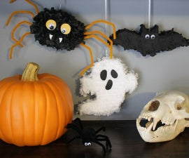 Mini Halloween Piñatas