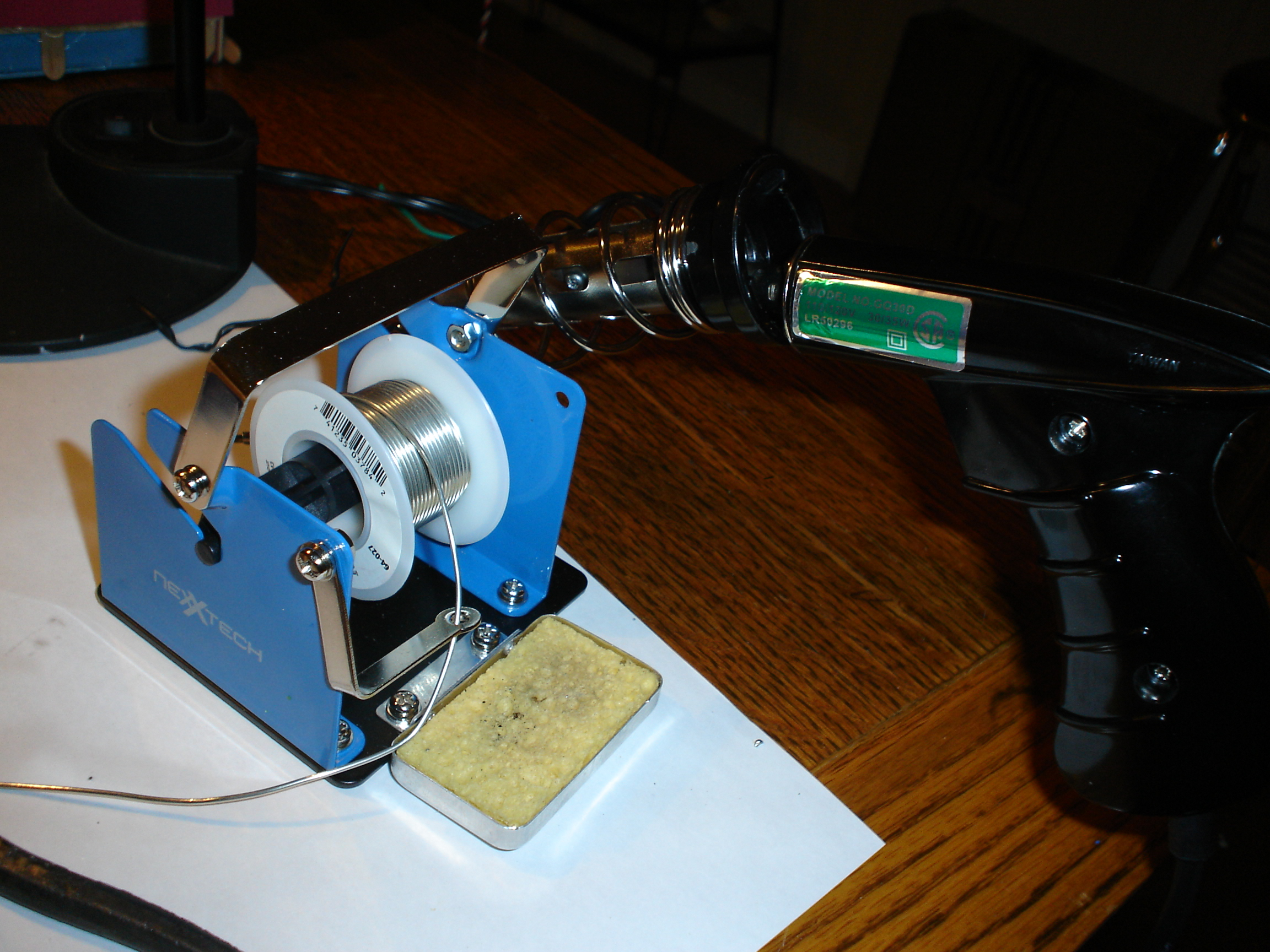 Picture of Soldering