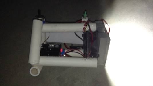 How to Make a 50 Watt Flashlight