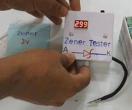 Zener Tester