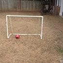 Durable Cheap PVC Soccer Goal