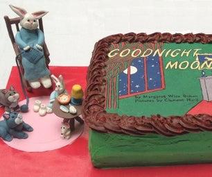 Goodnight Moon Cake