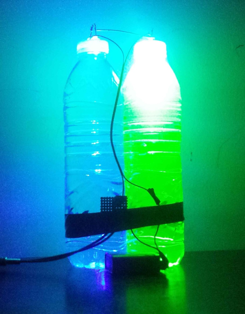 Picture of LED Music Sync / How to Make LEDs Dance to Music [EASY!!]