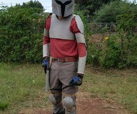 PVC body armor