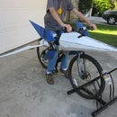 The Arwing Bicycle
