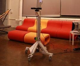 3D Body Scanner Using a Depth Camera