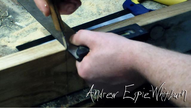 Picture of Step 4. - Cutting the Wood