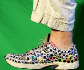 Googly Shoes